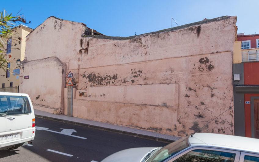 Casa antigua en Tomás Zerolo – La Orotava