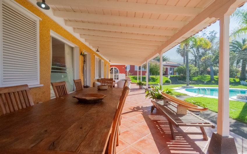 Villa independiente en Los Realejos